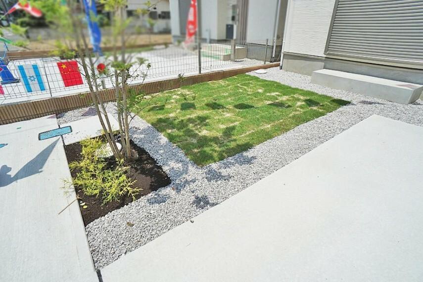 庭 ガーデニング等、緑の潤い溢れる暮らしを