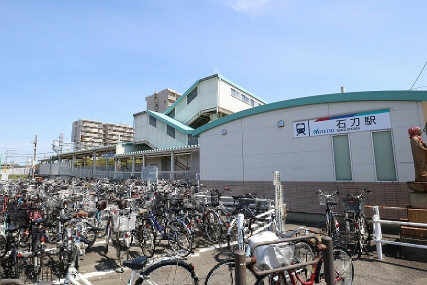 名鉄名古屋本線 石刀駅