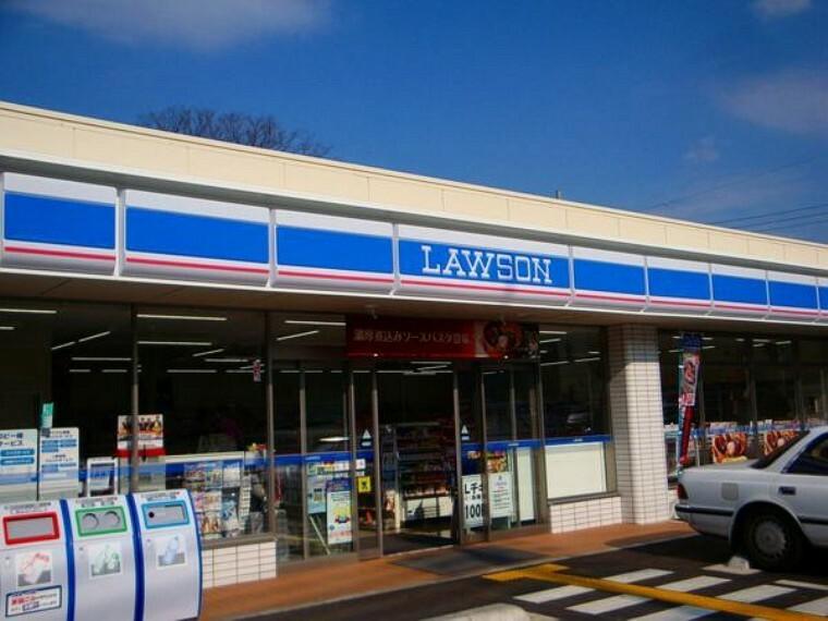 コンビニ ローソン神戸谷上東町店