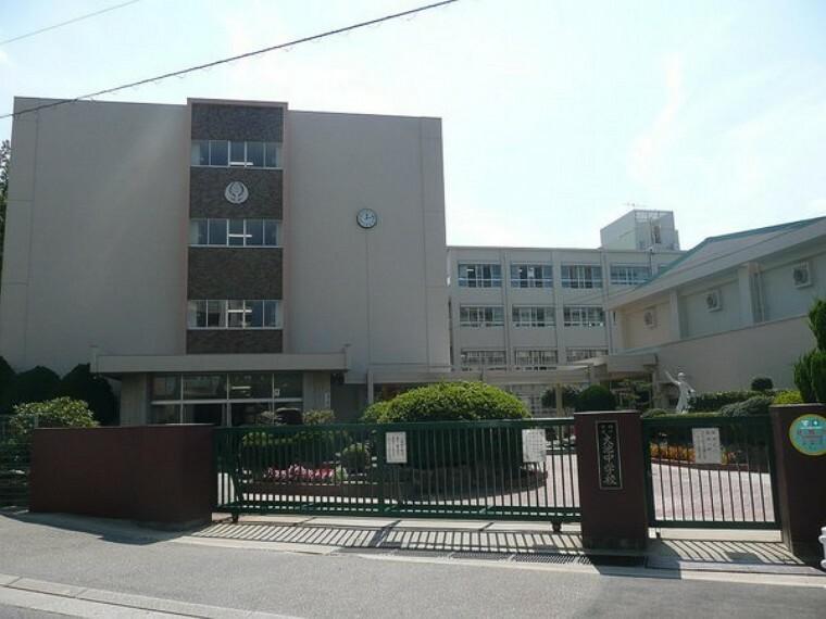 中学校 神戸市立大池中学校 神戸市立大池中学校