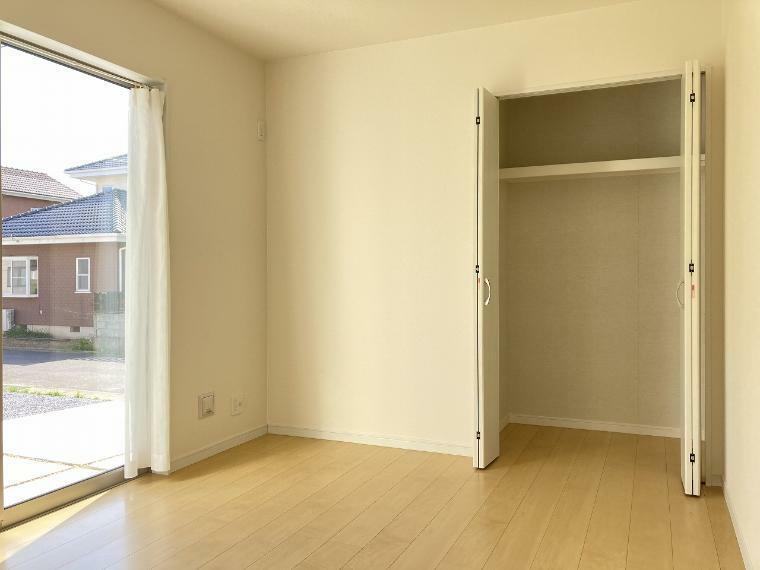 洋室 【1号棟】1階洋室5.25帖クローゼット