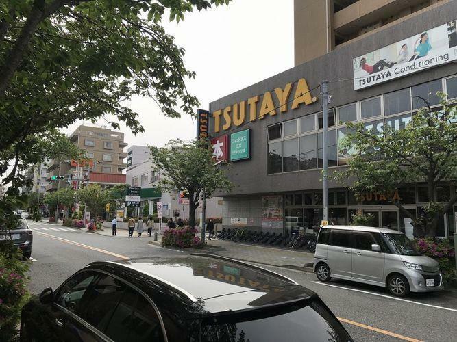 桜新町駅前