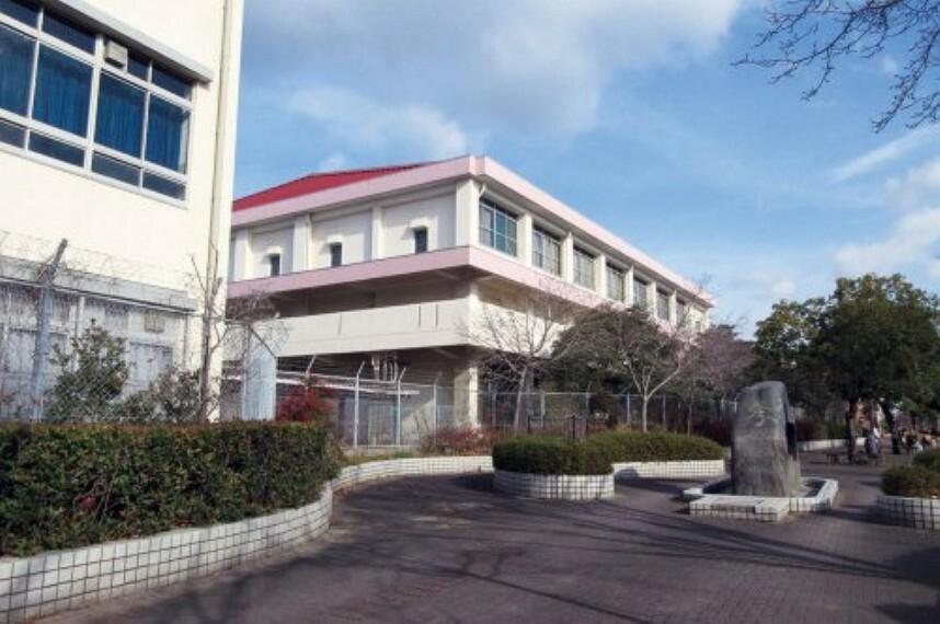 中学校 【中学校】高石市立高南中学校まで1100m
