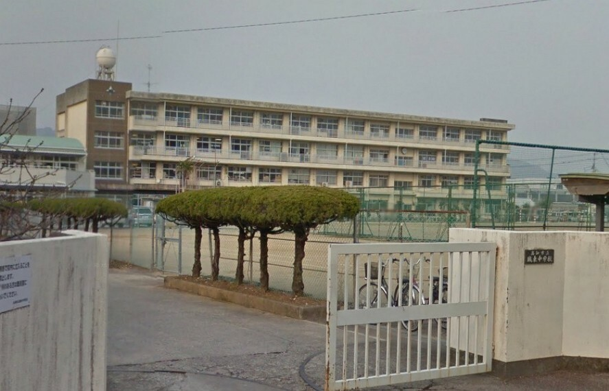 中学校 【中学校】高知市立城東中学校まで2276m