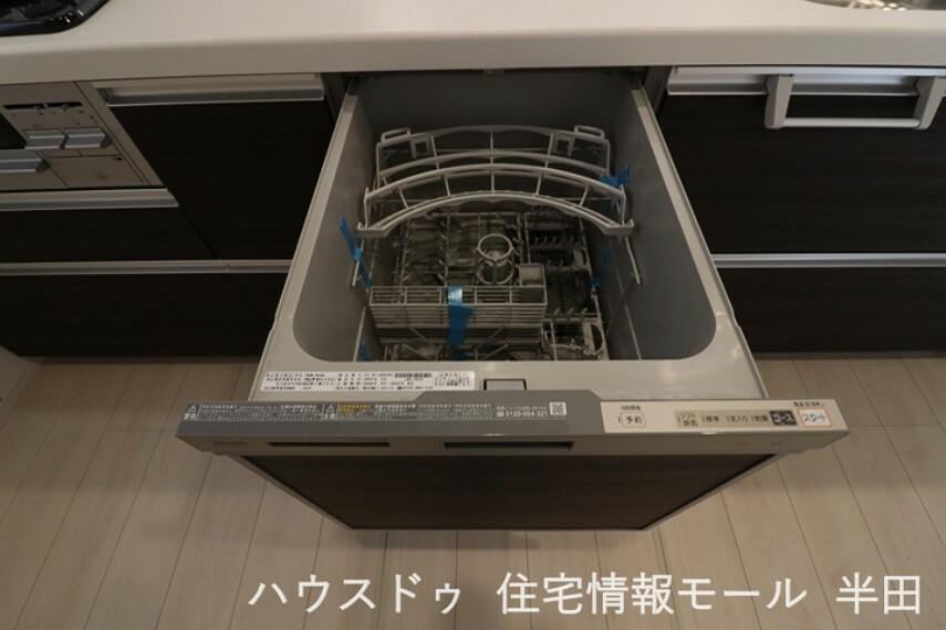 ~時短家事に役立つ食器洗浄乾燥機~