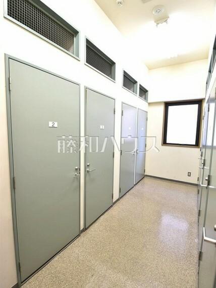 トランクルーム 【クラルテ武蔵野】