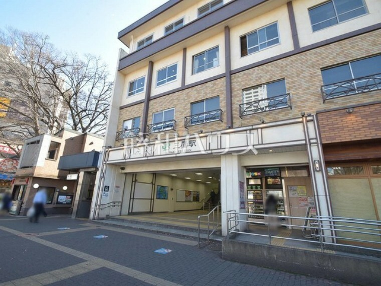 JR中央線・JR総武線「三鷹」駅