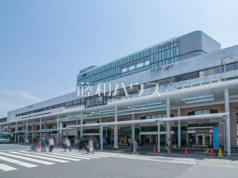 JR中央線・JR総武線・京王井の頭線「吉祥寺」駅