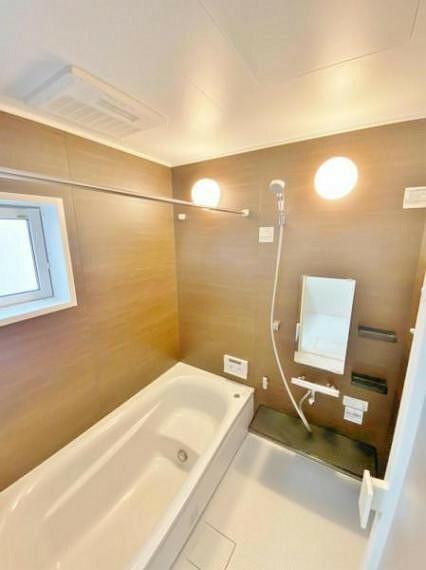 浴室 ●2号棟(撮影2021年9月)● 当日のご内覧も可能です!