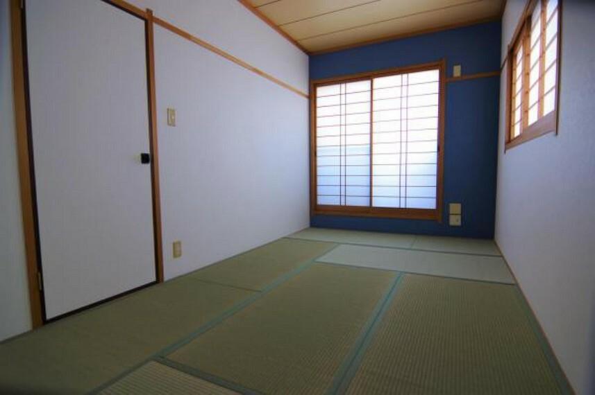 和室 来客時にあると便利な和室です。