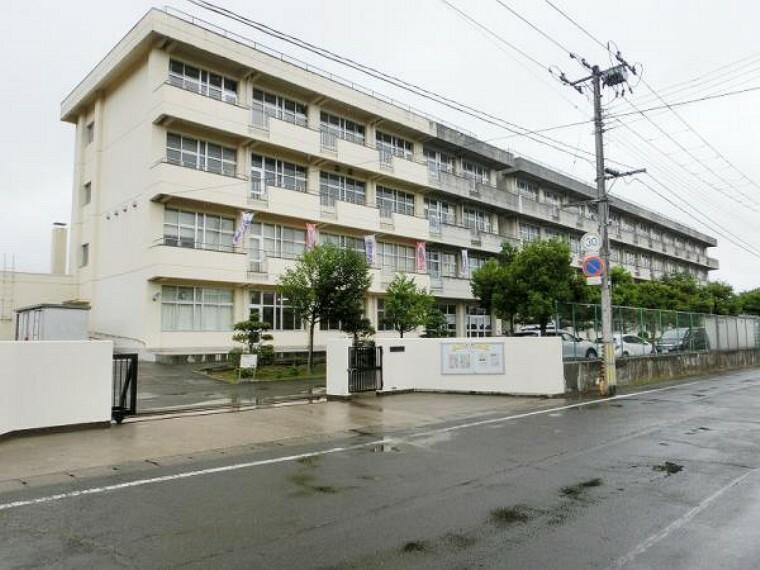 中学校 仙台市立沖野中学校