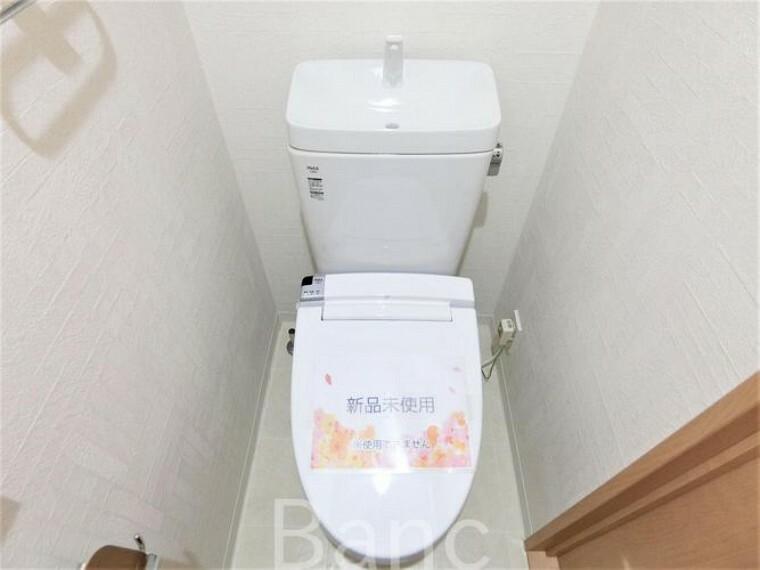 トイレ 未使用新品のトイレ