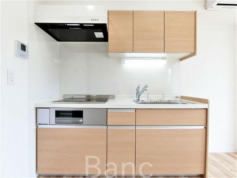 キッチン シンプルながらも使いやすいキッチン