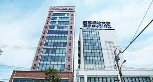 私立東京福祉大学王子キャンパス 徒歩17分。