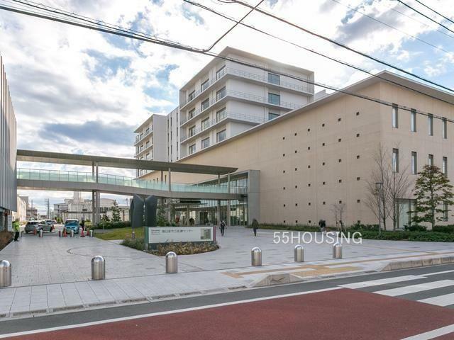 病院 春日部市立医療センター 徒歩17分。