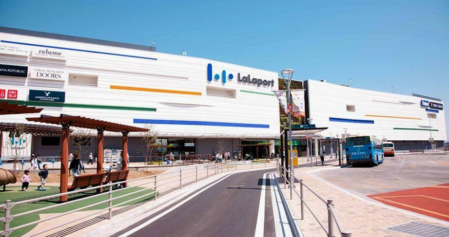 ショッピングセンター