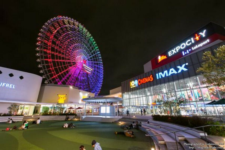 ショッピングセンター ららぽーとエキスポシティ