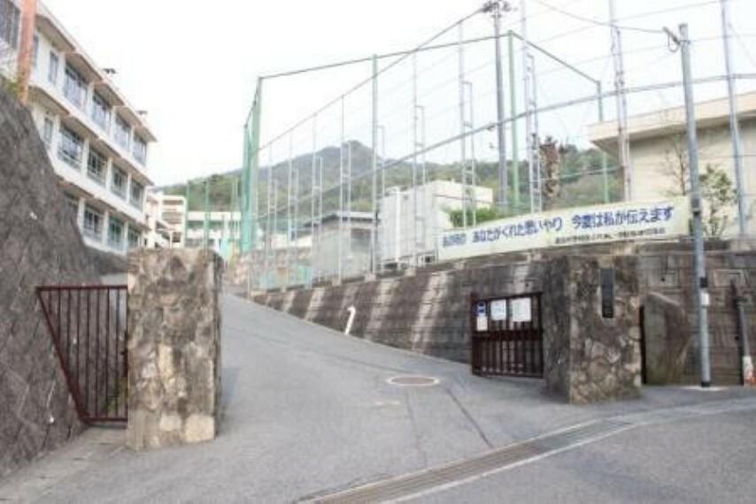 中学校 広島市立温品中学校