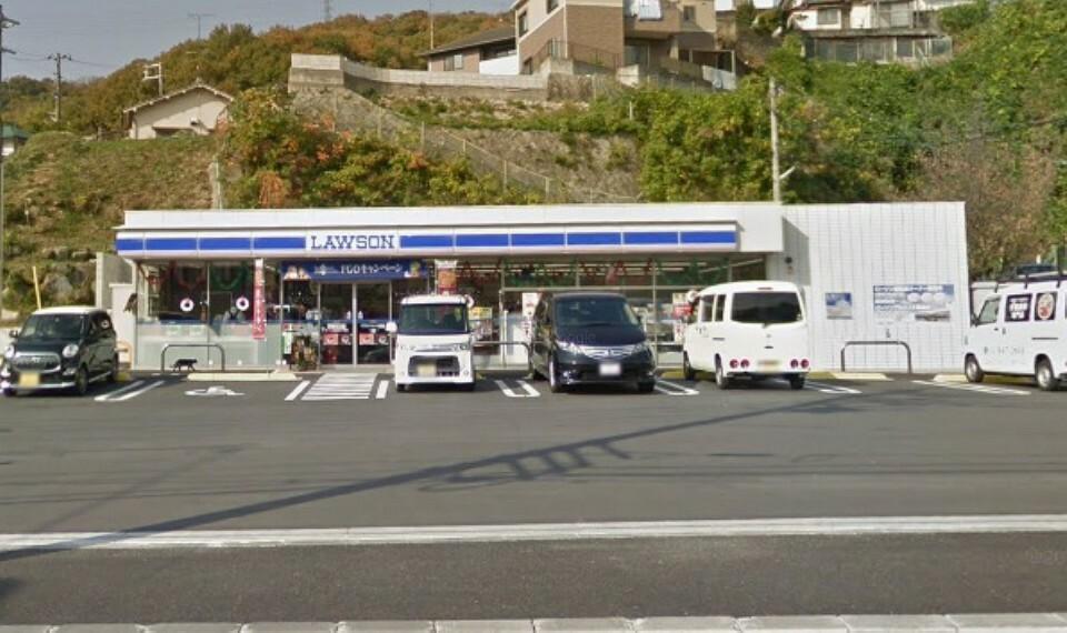 コンビニ ローソン 広島温品六丁目店