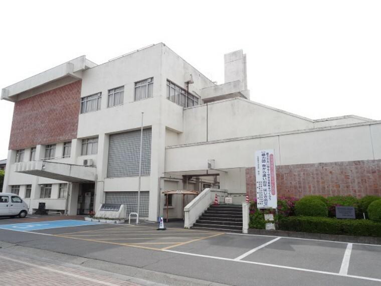 役所 【市役所・区役所】新町支所まで1922m