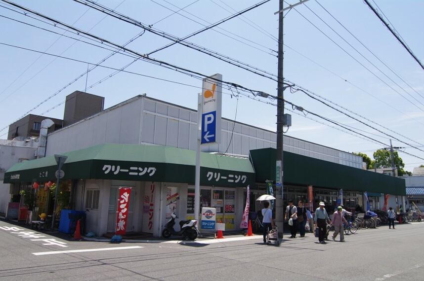 スーパー 【スーパー】グルメシティ西武庫店まで496m
