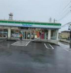 コンビニ 【コンビニエンスストア】ファミリーマート ひたちなか田彦店まで537m