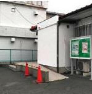 郵便局 【郵便局】勝田田彦郵便局まで678m