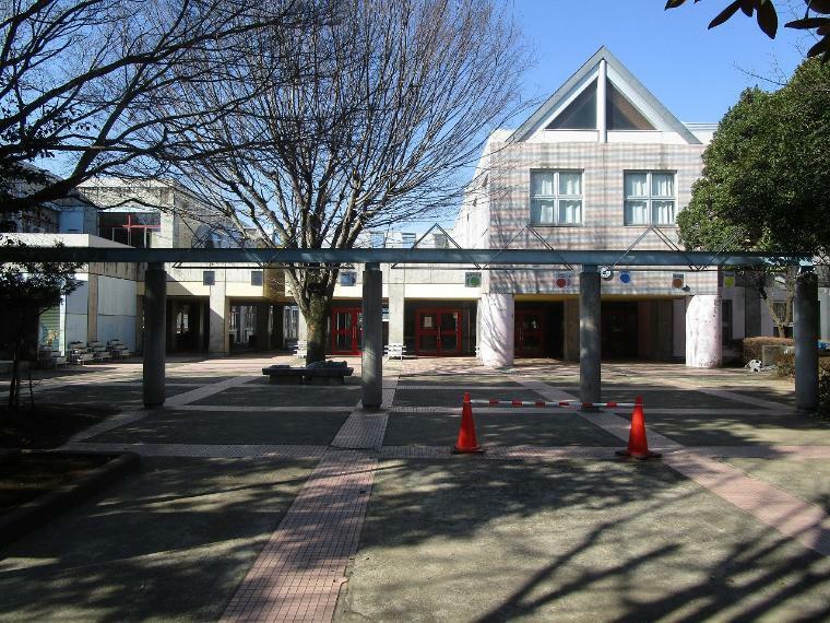 小学校 つくば市立 二の宮小学校 茨城県つくば市二の宮4丁目11