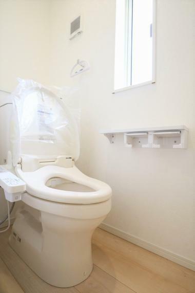トイレ 【1号棟】温水洗浄便座