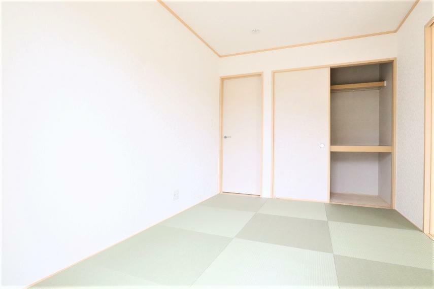 収納 【1号棟】和室押入れ