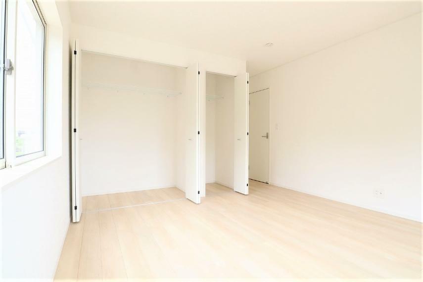 収納 【1号棟】主寝室クローゼット