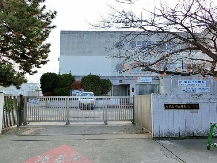 小学校 熊谷南小学校