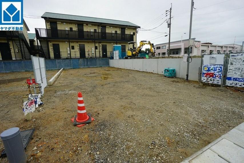 現況外観写真 JR香椎線「和白」駅、JR鹿児島線「福工大前」駅の2駅利用可能です。完成をお楽しみに(^^)