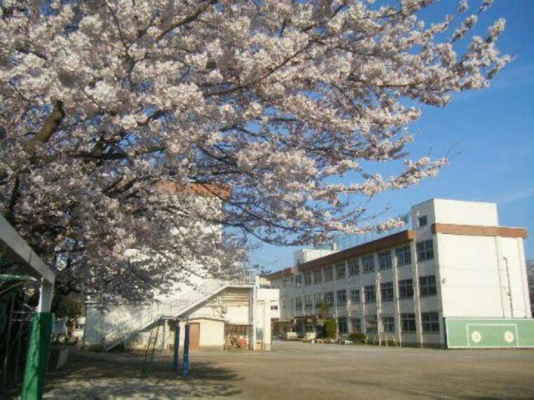 小学校 【小学校】八王子市立第二小学校まで206m