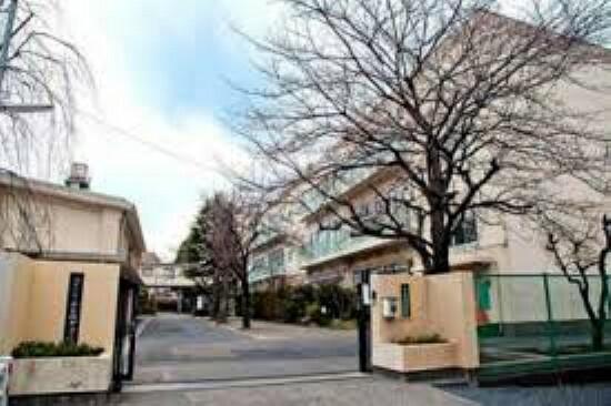中学校 【中学校】八王子市立第四中学校まで602m