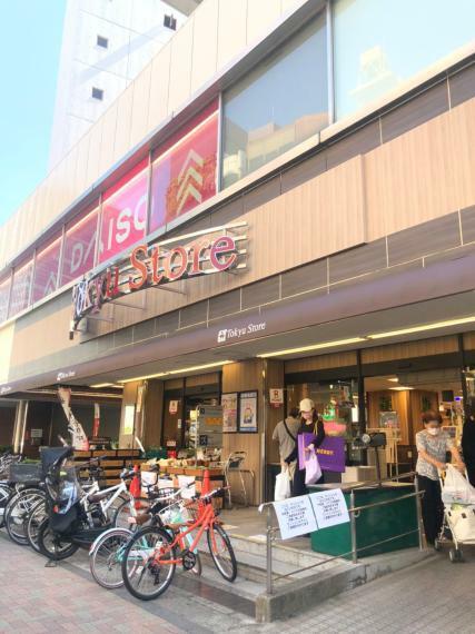 スーパー 株式会社東急ストア 目黒店 東京都品川区上大崎2丁目24-13