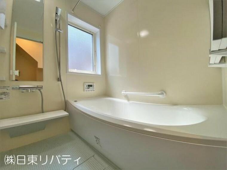 浴室 ゆったりとした浴室で一日の疲れを癒しましょう。