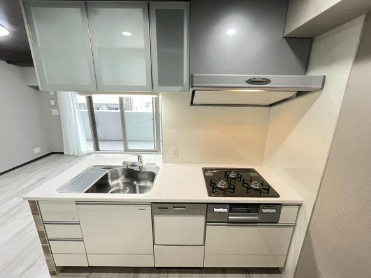 キッチン システムキッチン(食洗機付き)