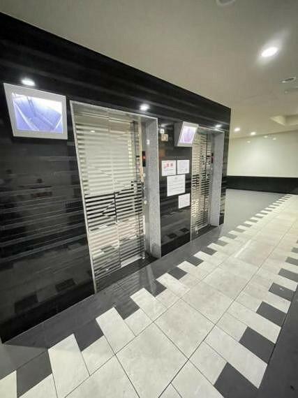 エレベーターホール(2基あり)