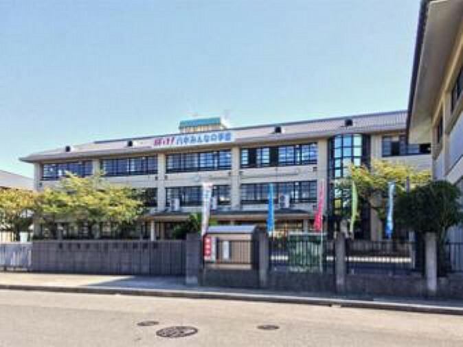 中学校 【中学校】近江八幡市立八幡中学校まで472m