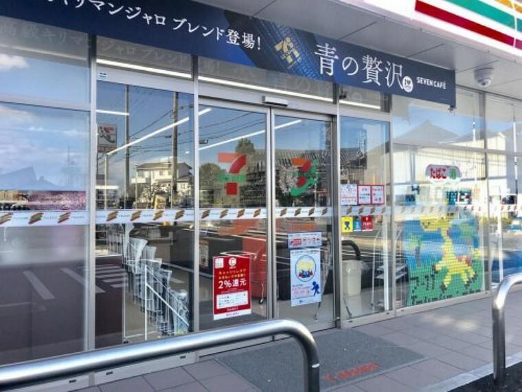 コンビニ 【コンビニエンスストア】セブンイレブン 近江八幡鷹飼町店まで787m