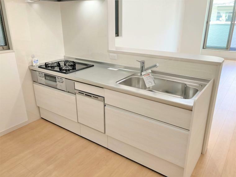 キッチン キッチンの施工例写真です。