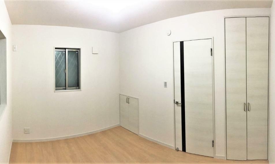 洋室 洋室-1の施工例写真です。