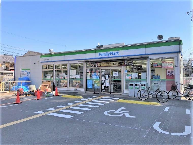 コンビニ ファミリーマート東粉浜三丁目店