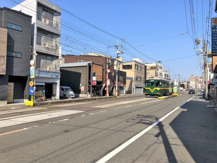 阪堺電気軌道阪堺線「東粉浜」駅