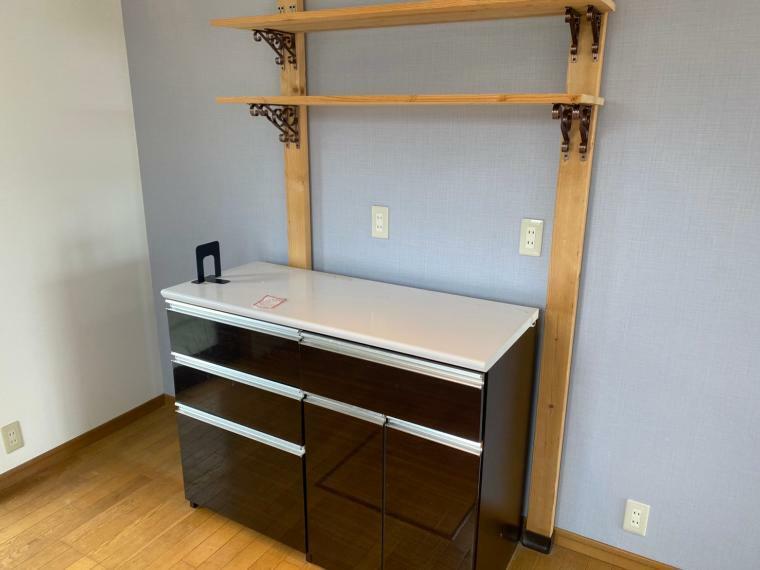 キッチン ~食器棚~