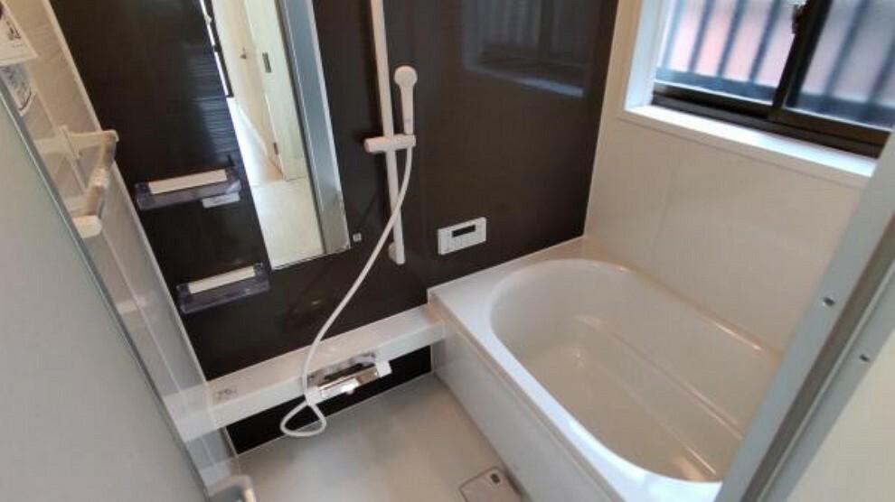 浴室 【リフォーム後】既存のお風呂は解体し、ハウステック製のユニットバスに新品交換となります。