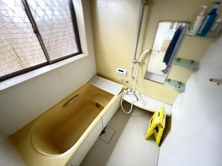 浴室 【リフォーム前】