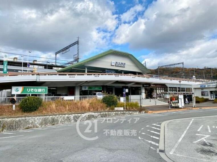 近鉄難波・奈良線「東生駒駅」までバスをご利用いただけます