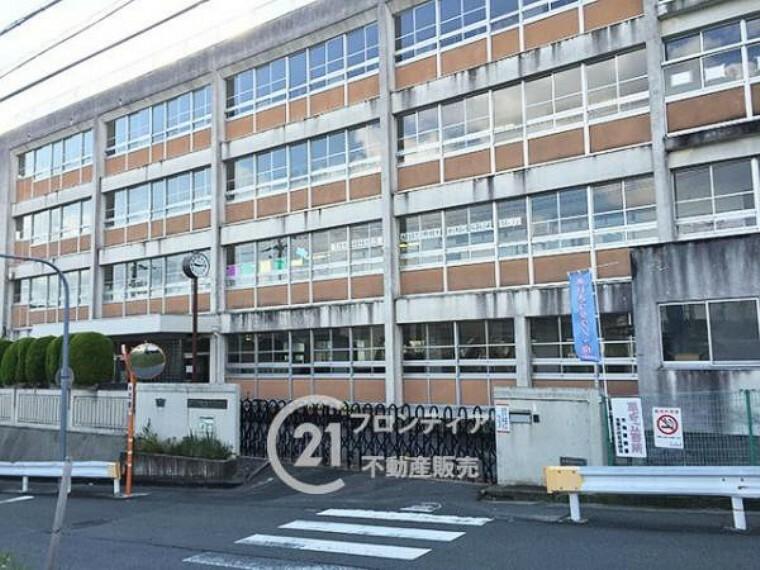 中学校 生駒南中学校